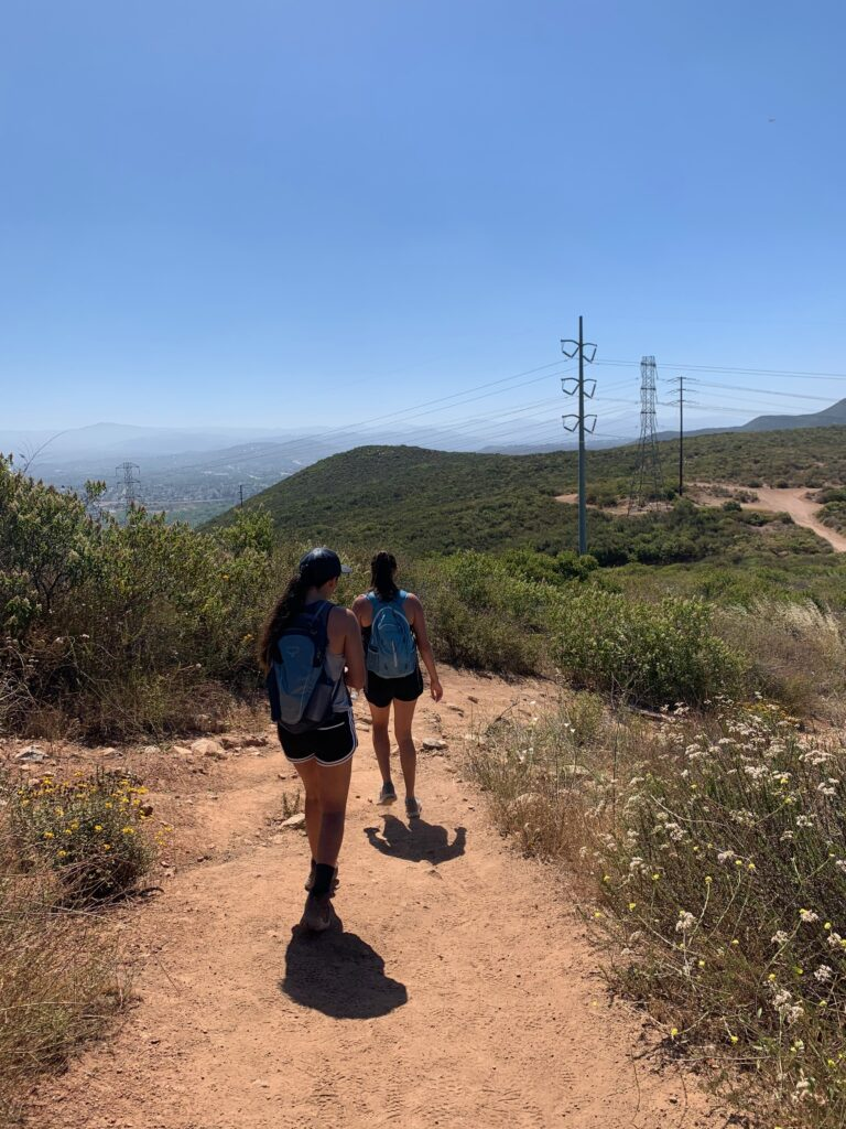 Path to South Fortuna at Mission Trails