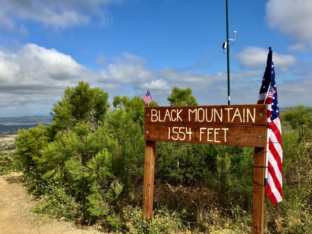 Picture of Black Mountain Summit