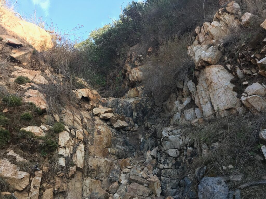 Picture of Rocky Terrain at Goat Mountain