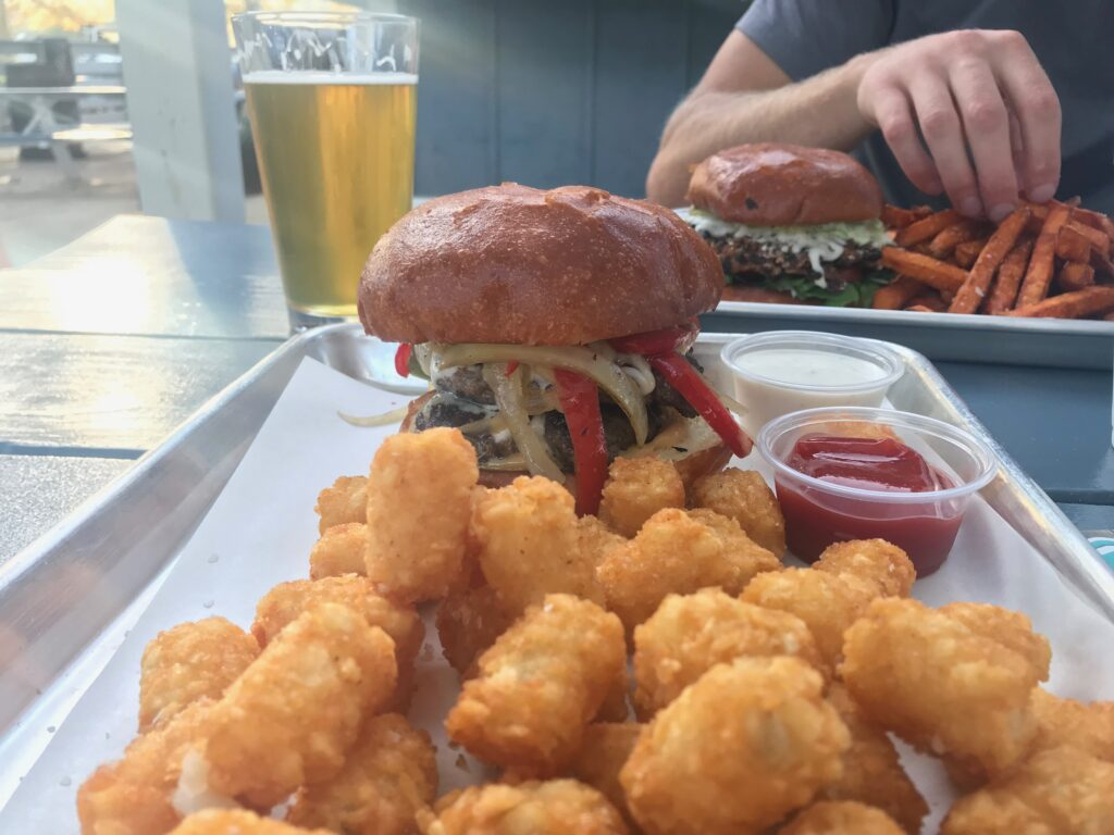 The Hop Stop Burgers and Beer