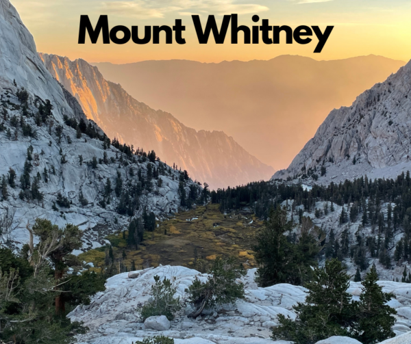 Hiking Mount Whitney in 18 Hours